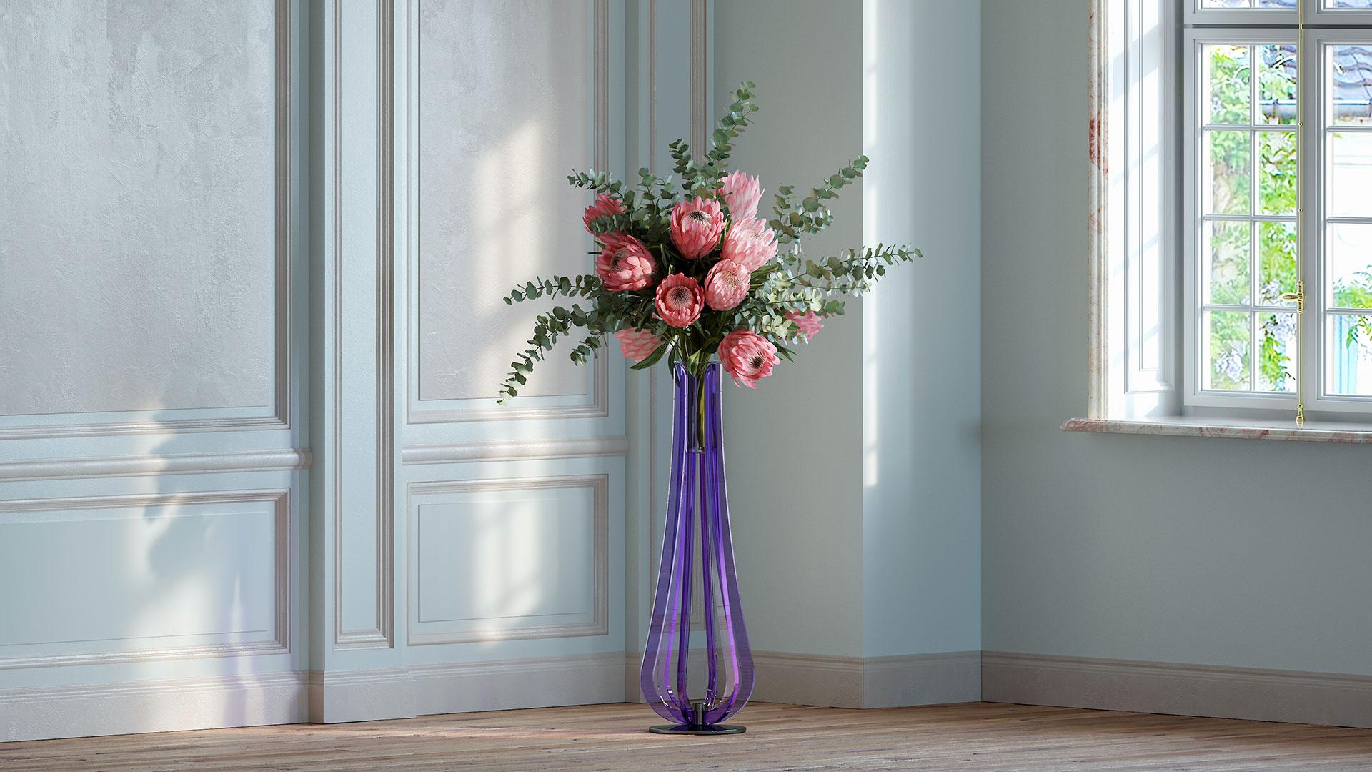 Aura vase by Adam Edward Design